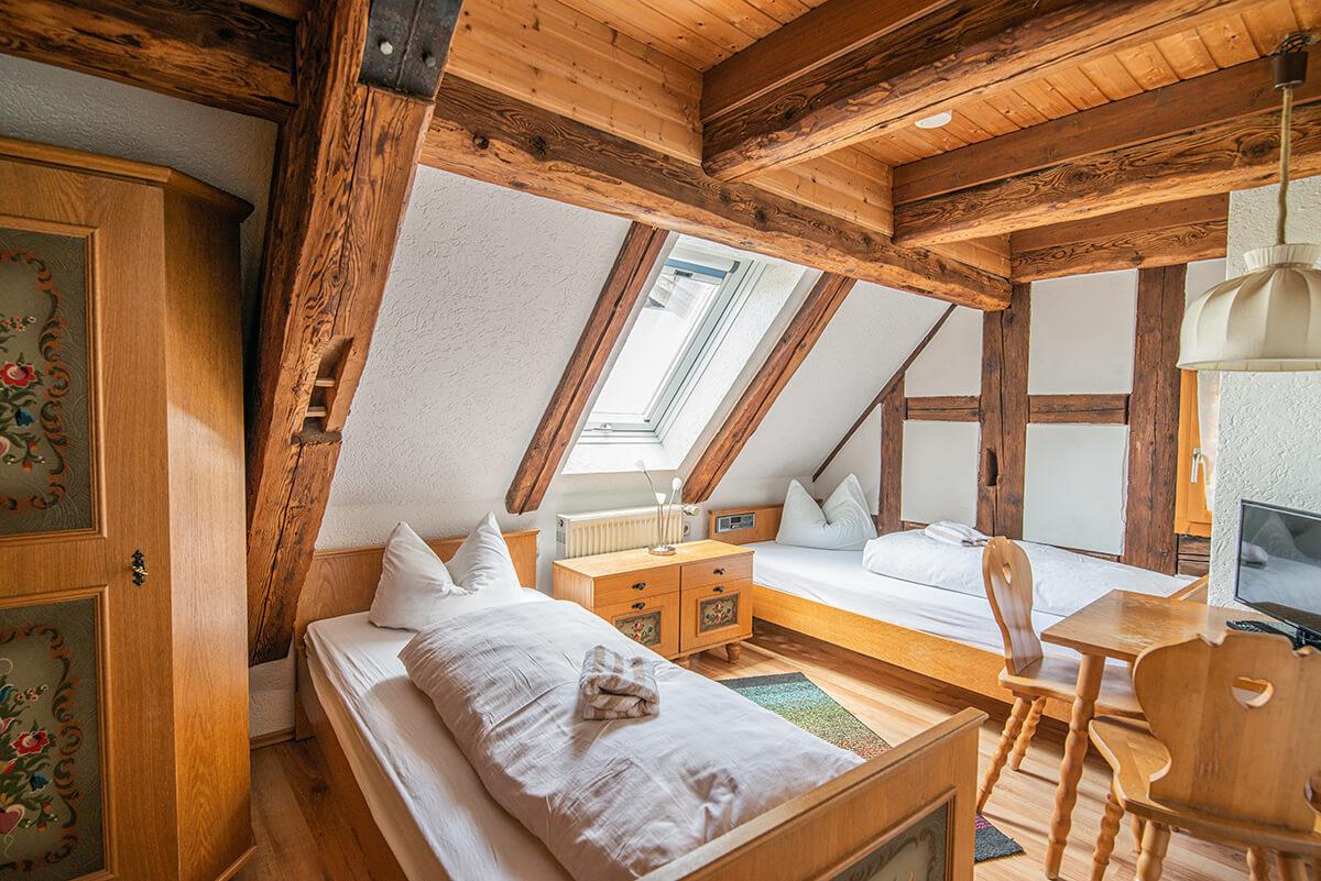 Gasthof Löffler - Einblick in unsere Zimmer